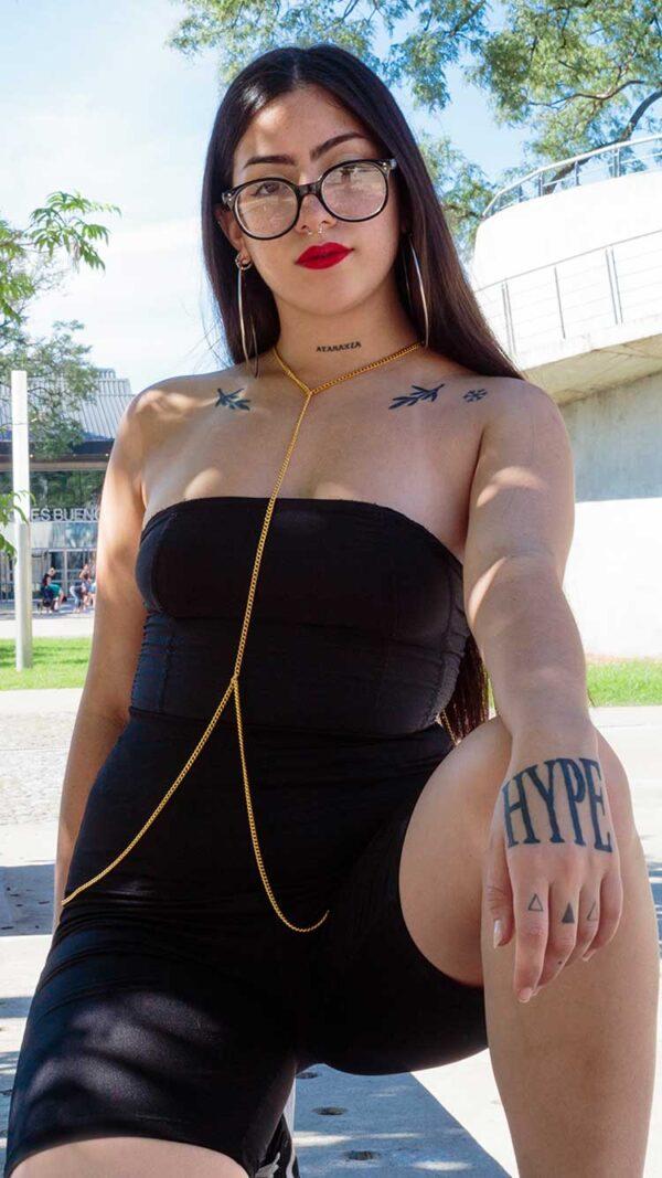 amaia bodychain